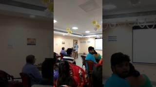 Soumyaranjan pradhan singing