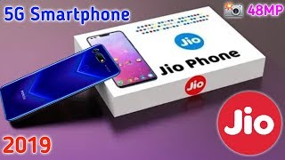 5G Smart Phone In 2019 Coming Soon ।। Jio Phone 3 Price ₹1500 ।। Mi mix 3 ।। Nokia 5G ।। 📸 48MP