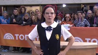'Superstar, Mary Katherine Gallagher' With Natalie Morales: TODAY's SNL Halloween
