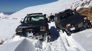 Jeep Cherokee XJ - Snow Performance
