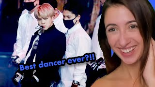Dancer Reacts to BTS JIMIN DANCING COMPILATION For The First Time