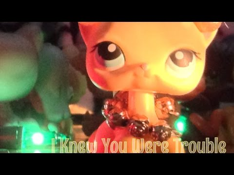 Lps- I Knew You Were Trouble (for 6,000!) video