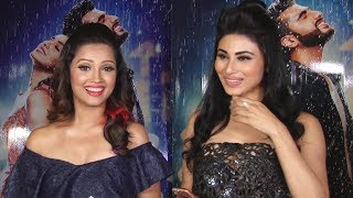 Mouni Roy & Adaa Khan at Half Girlfriend SUCCESS PARTY | Interview
