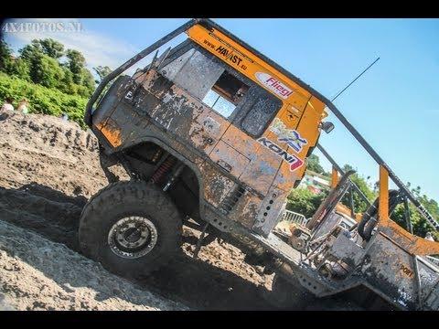 4x4 Katwijk Zanderij! 6x6 Volvo, Tank, Trucks, Jet Engined truck!
