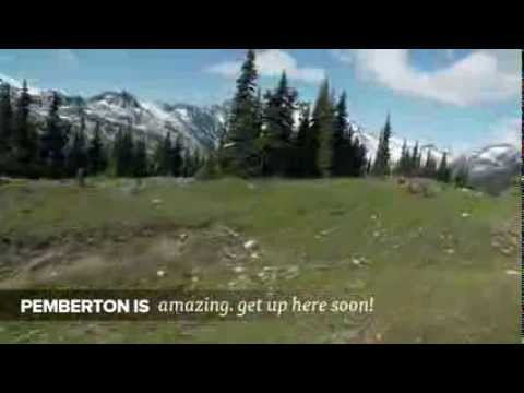 Tourism Pemberton Summer - Pemberton Is...