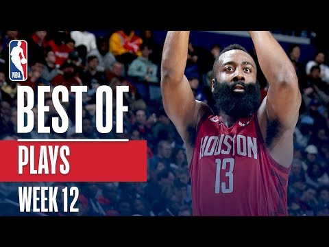NBA's Best Plays | Week 12