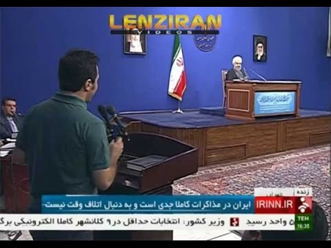 Hassan Rouhani answers question about cultural issues and cancellation of music concerts