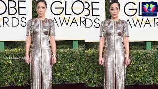 Priyanka Chopra looked Drop-Dead Gorgeous at the 2017 Golden Globes || TFC