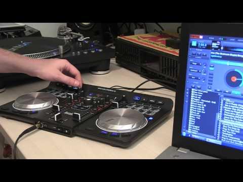 Hercules Universal DJ & VirtualDJ 8