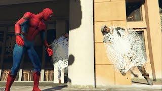 GTA V New Spider-Man script mod (2019) - Public release