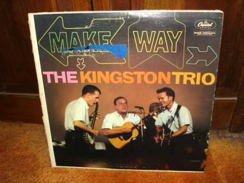 Kingston Trio - En El Agua