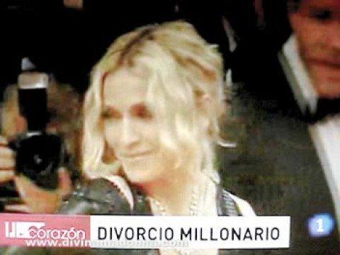 Un divorcio millonario
