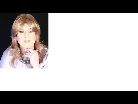 Crossdressing Transvestite Makeover Professional  Transition From A Man To Pretty Woman