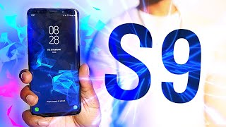 Samsung Galaxy S9 and S9 Plus Hands On -  What's New?