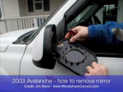 replace 2003 2007 ford focus side rear view mirror how to change html autos weblog. Black Bedroom Furniture Sets. Home Design Ideas