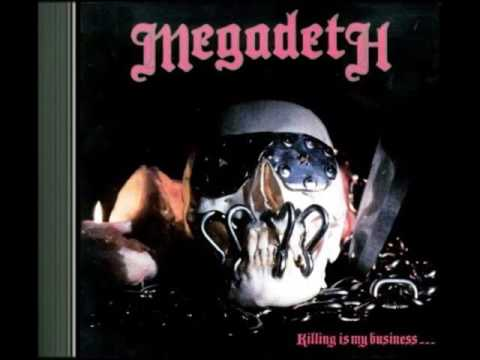 Megadeth (1985) Killing Is My Business...And Business Is Good! *Full Album*