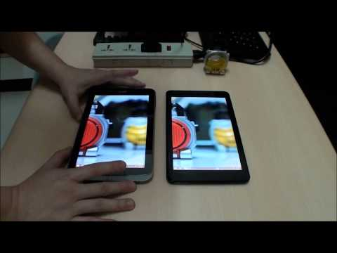 Acer Iconia W4 vs Dell Venue 8 Pro Comparison Part 1 Physical Attributes