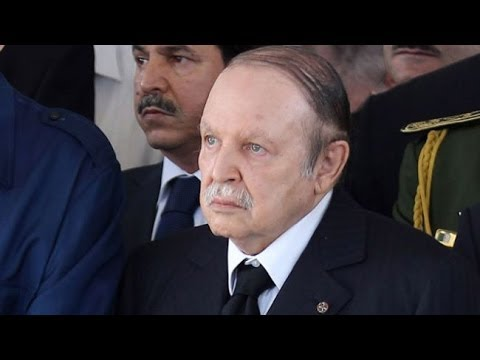 Algerian President to Run for FOURTH Term - Is this Good for Algeria?