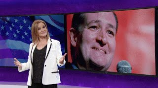 Cruz 101 | Full Frontal with Samantha Bee | TBS