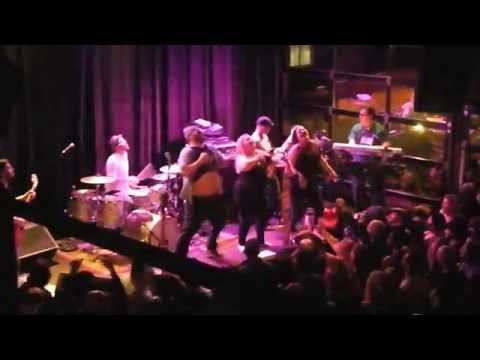 Staxx Brothers Introduce Dr Fink Of Prince & The Revolution, Nectar Seattle 5-10-14 video