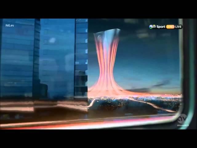 UEFA Europa League 2015 Intro