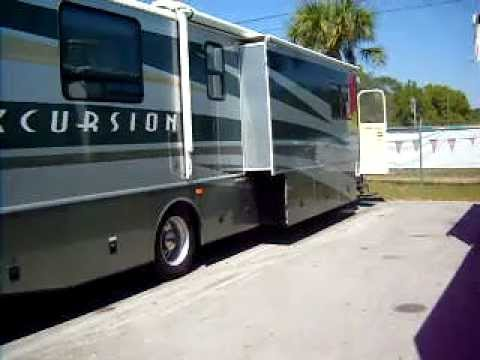2003 Fleetwood Excursion 39 at America Choice RV 1-800-RVSALES