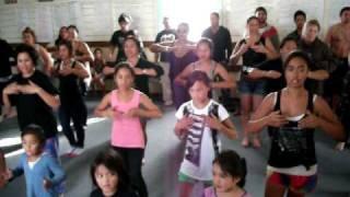 Te Whanau Korewha - Learning Kapi oioi