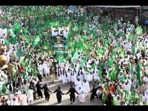 Labbaik ya Rasool allah in so beautiful graphics