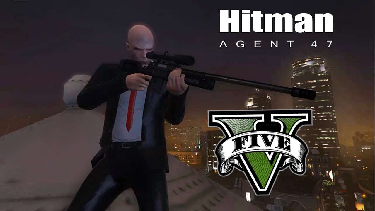 Agent 47 Gameplay Agent 47 a Machinima Trailer