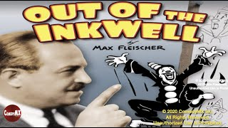 OUT OF THE INKWELL: Invisable Ink (1921) (Remastered) (HD 1080p)