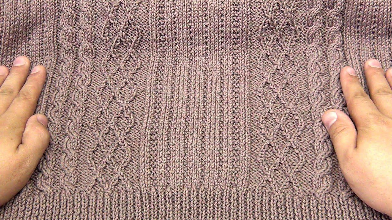 Светлана коломиец вязание рукава