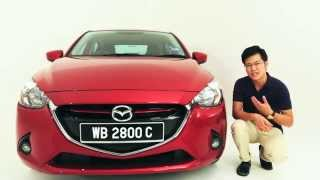 2015 Mazda 2 Skyactiv Hatchback Walk-Around Tour - paultan.org