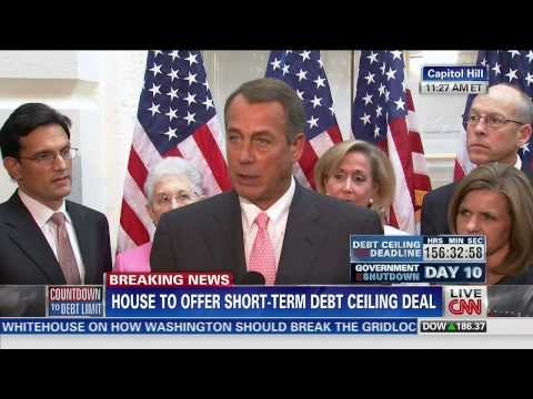 Boehner: It's Time For Leadership