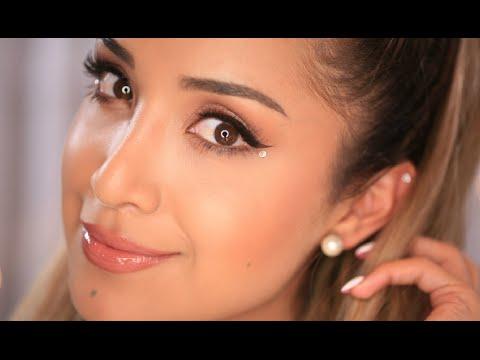 Ariana Grande 'Break Free' Inspired Makeup Tutorial