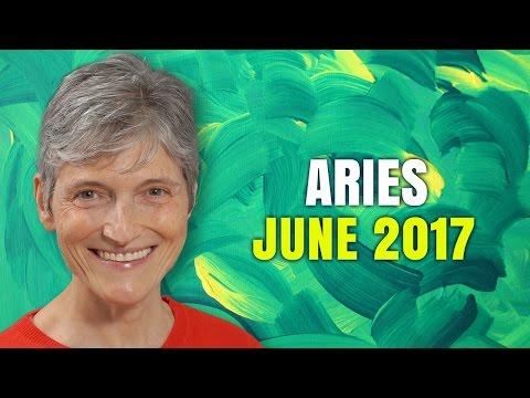 ARIES JUNE 2017 Horoscope | Barbara Goldsmith Astrology