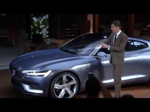 Volvo Press Conference at IAA 2013 | AutoMotoTV