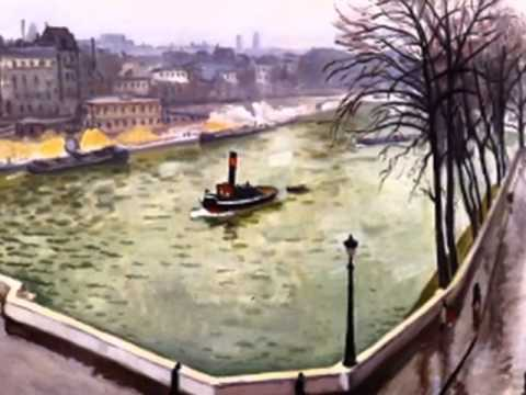 Albert Marquet-Bruch - Violin Concerto No. 1 in G minor - II. Adagio