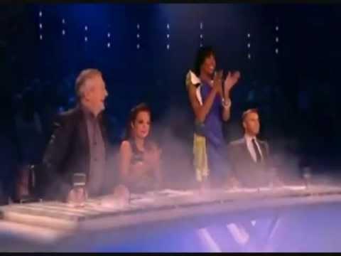 Nirvana perform Smells Like Teen Spirit live on The X Factor Series 8 Final!