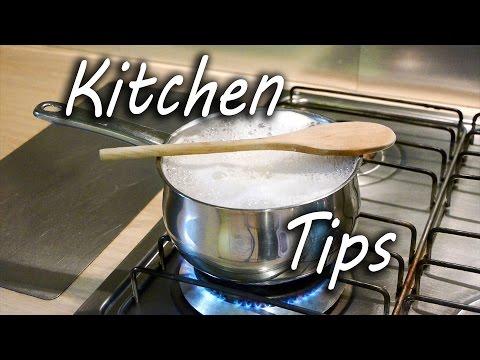 5 Top Kitchen Tips