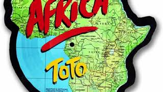 Toto Africa made with the sounds of windows xp
