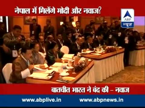 ABP LIVE l Will PM Modi and Nawaz Sharif meet at SAARC Summit?