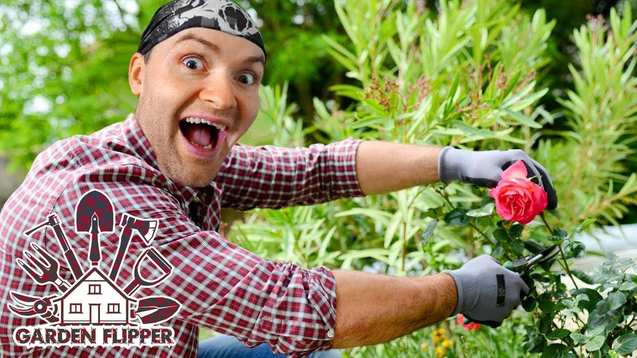 САДОВНИК ВИКТОР ► Garden Flipper
