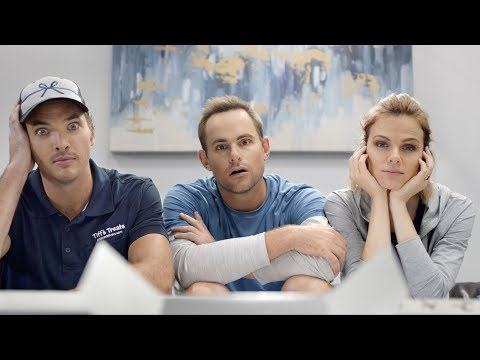 So Hot - with Brooklyn Decker and Andy Roddick