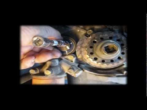 Part 1 - 2003 Mitsubishi Galant 2.4 L Timing Belt Installation