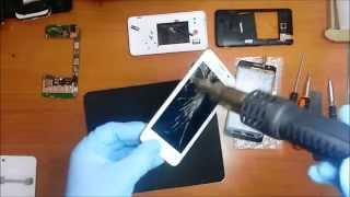 Huawei G510 Disassembly and repair touch screen