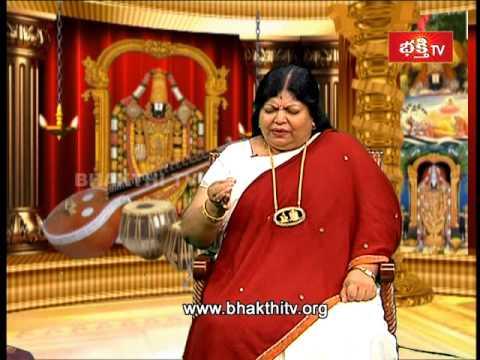 Devotional Singer Shobha Raju Special | Swararchana_Part 3 |...