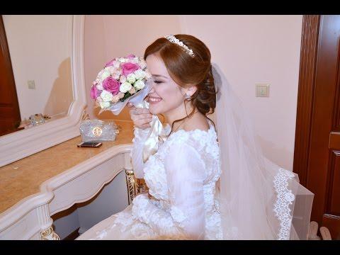 Свадьбы в Грозном. (Чечня) Самая красивая Невеста 2016.  Видео Студия Шархан.