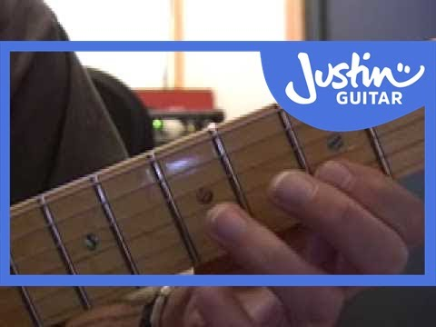 0 BL 012 • Blues Lead Guitar #2 Scales (justinguitar.com)