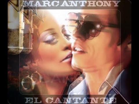 Marc Anthony - El Cantante Mix