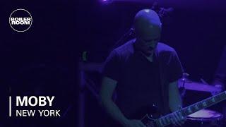 Moby Boiler Room New York Live Set